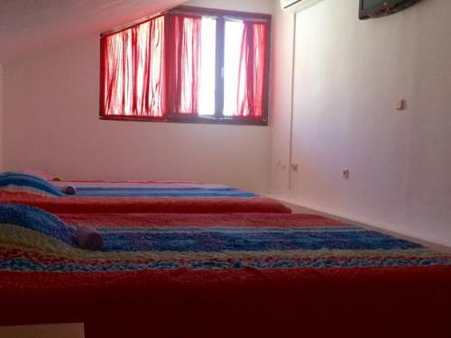 Fünfbettzimmer mit Terrasse